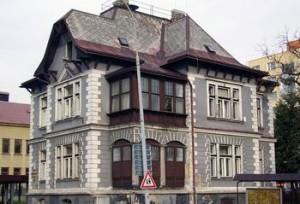 Městský úřad v Desné v Jizerských horách